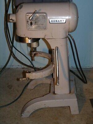 Hobart C100 Mixer 10 Quart Mixer For Parts Or Repair Commercial Bakery Ohio Ten
