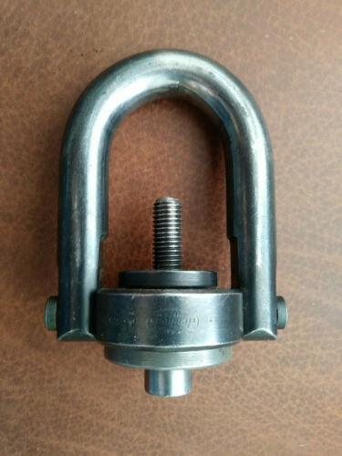 Jergens 1050KG Swivel Hoist Ring Eyebolt 12mm