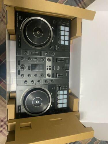 Hercules DJControl Inpulse 500 2 deck USB DJ controller for Serato DJ and DJUCED