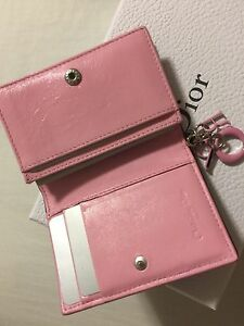 Authentic Dior Card Holder