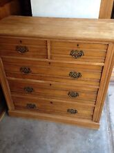 Antique Chest of Drawers Mayfield East Newcastle Area Preview