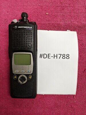 Motorola Xts5000 M2 Mii Uhf 700800mhz H18ucf9pw6an De-h788