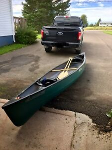 Canoe old town 14.7'