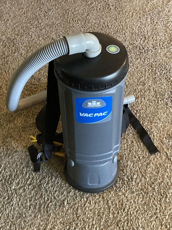 Windsor Commercial Vacuum 10 Quart VacPac