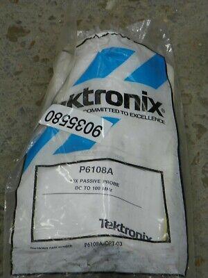 Tektronix 10x Passive Oscilloscope Probe P6108a