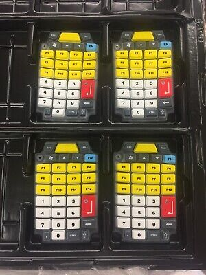 Lot Of 10 Keypads 34-key Numeric 123 Psion Teklogix Omnii Xt15 7545 Xa