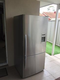 Fisher and PayKal fridge