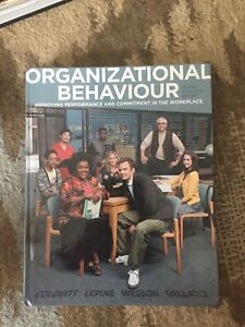 Organizational behavior. Second edition