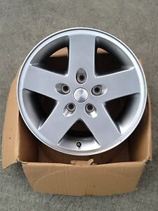 Alloy wheels (jeep) Geilston Bay Clarence Area Preview