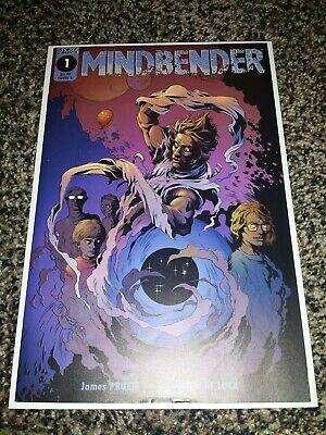 Mindbender #1 Cover A & B First Print Scout Comics James