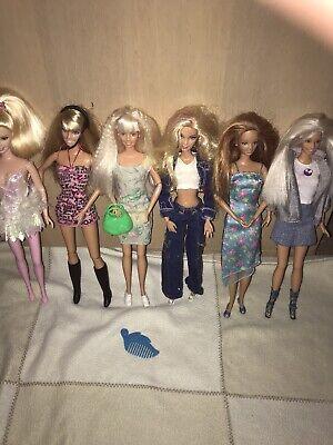 barbie bundle, Job Lot, Collection , Some Vintage , Midge