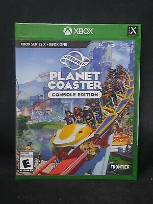 Planet Coaster: Console Edition (Xbox Series X) BRAND NEW