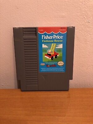 fisher price firehouse Rescue Nes