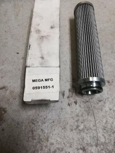 MEGA 0591551-1 INLINE HYDRAULIC MESH ELEMENT