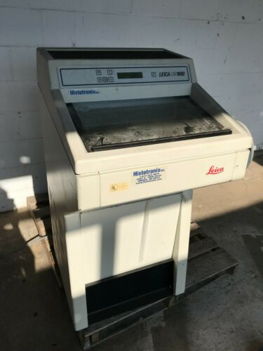Leica CM1800 Microtome CM 1800-3 Untested AS-IS