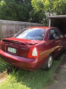 Daewoo Nubira  131,355 kms Mount Gravatt East Brisbane South East Preview