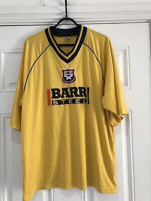1998-99 Ayr United Away Shirt - XL image