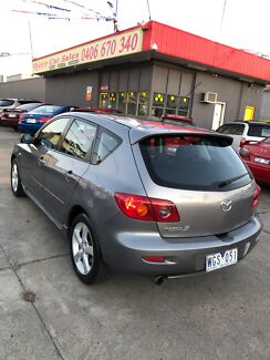 MAZDA 3 MAXX SPORT •• 2005 •• RWC & REGO & 4 cylinder 2.0 litre   Dandenong Greater Dandenong Preview
