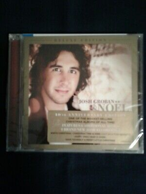 NOEL DELUXE EDITION -JOSH GROBAN/ BEST SELLING ALBUMS OF ALL TIME - MUSIC (Best Selling Christmas Albums)