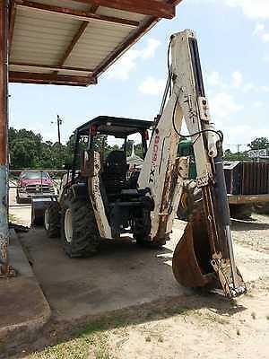 760b Terex Backhoe T-rex 760b 760b T-rex