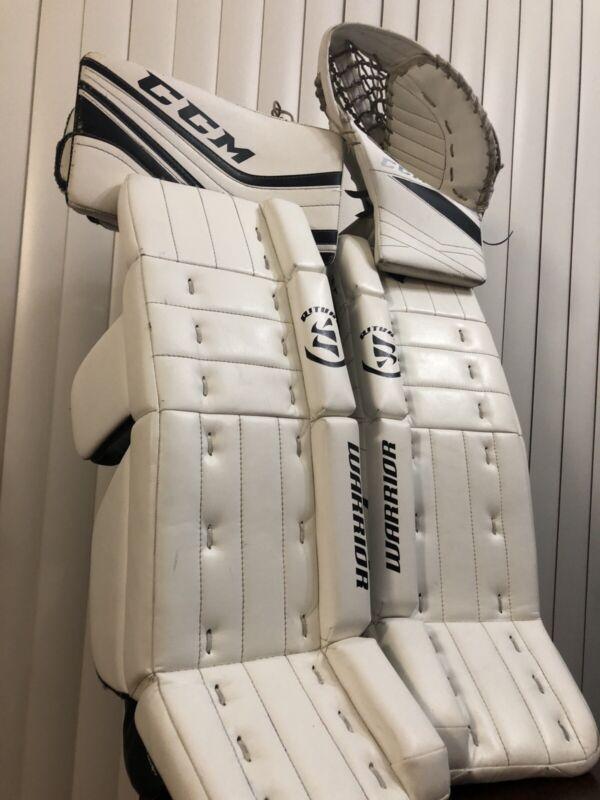Hockey Goalie Equipment Set
