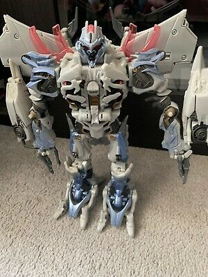 Transformers 2007 Leader Class Megatron Lights And Sounds segunda mano  Embacar hacia Mexico