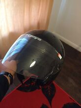 Motorcycle helmet open face RJ's flip shield XL Adelaide Airport West Torrens Area Preview