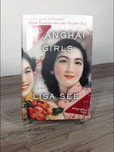 Shanghai Girls by Lisa See book - box aa7