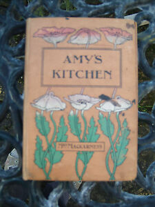 Amy's Kitchen by Mrs Mackarness geneology Webb