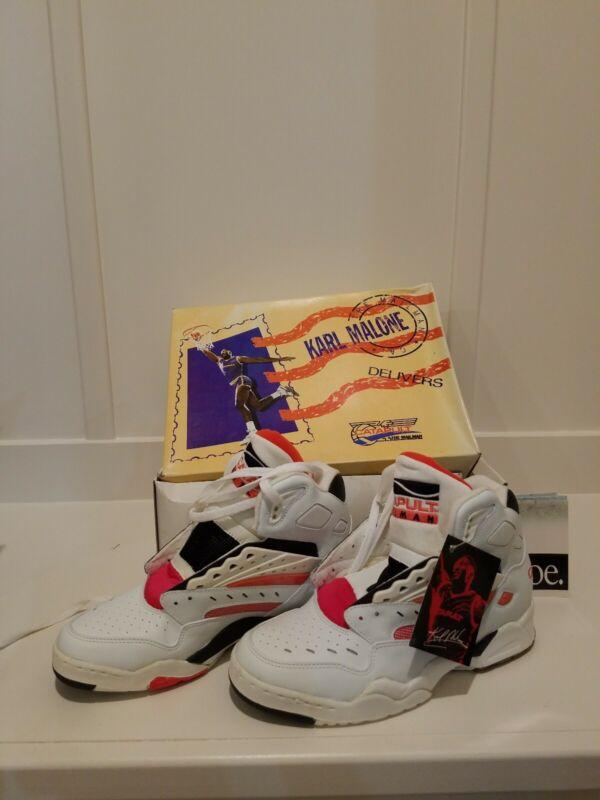 Karl Malone Catapult Mens Shoes Vintage Nwt 9.5 basketball