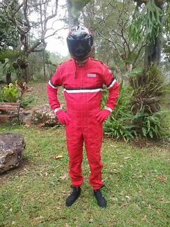 Race Suit  large size