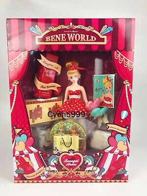 dorandoran Atomaru limited Benefit Benegal Aram Doll NIB Korea yellow F/S