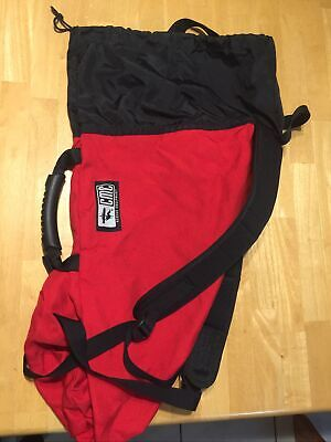 Cmc Rescue Rope Bag 3 Red 430303