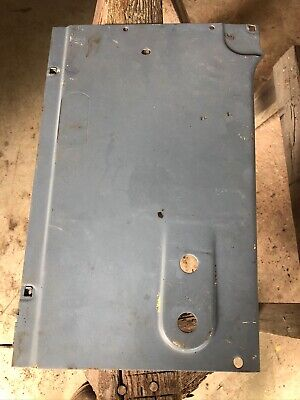 530 Case Tractor Front Grill Side Panels Left Front Panel