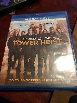 tower heist blu ray