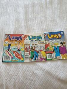 ARCHIE DIGEST LAUGH COMIC BOOKS Panorama Mitcham Area Preview