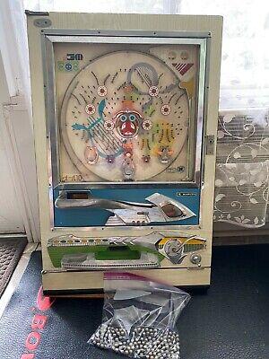 Vintage Japanese Pachinko Maruto Pinball Game