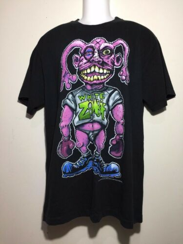 TRUE VINTAGE 1995 WHITE ZOMBIE CONCERT TOUR HEAVY METAL ROCK T SHIRT SIZE XL