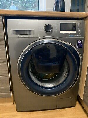 Samsung Ecobubble Washing Machine with Add wash Door