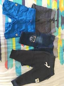 Boys shorts & pants size 00 Reynella Morphett Vale Area Preview