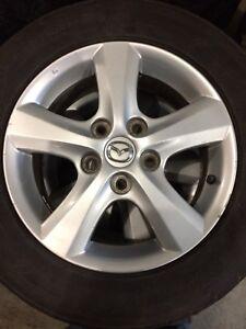 4 MAGS Mazda 15 po