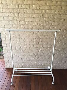 Cloth hanging rack -FREE Macquarie Park Ryde Area Preview