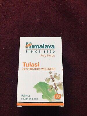 Himalaya Tulsi Tablet (60 Capsules) US Selle
