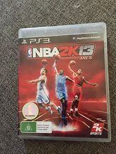 NBA 2K13 - PS3 Preston Darebin Area Preview