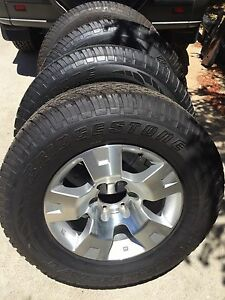 Nissan Patrol GU 17 inch alloy wheel Warnbro Rockingham Area Preview