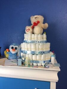 Diaper cake for sale or trade