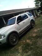 Ford explorer xlt 2001 Caboolture Caboolture Area Preview