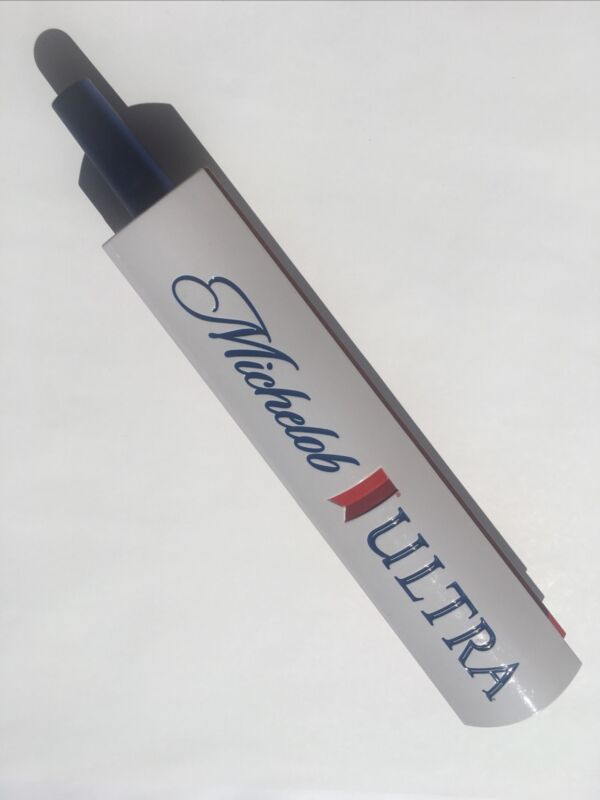 Michelob ultra beer tap handle