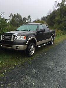 2007 f-150 kingranch