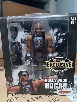 Storm Collectibles Hollywood Hulk Hogan Ringside Exclusive Action Figure WWE nWo